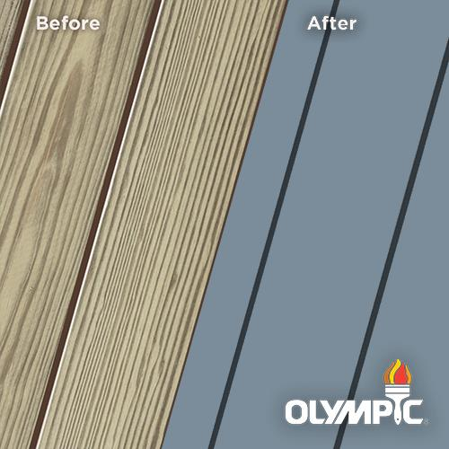 Exterior Wood Stain Colors - Waterhouse - Wood Stain Colors From OlympicStains.com