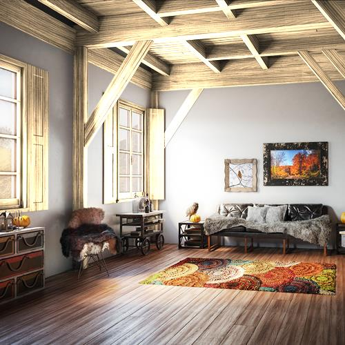 Wood Stain Colors - Golden Oak - Stain Colors For DIYers & Professionals