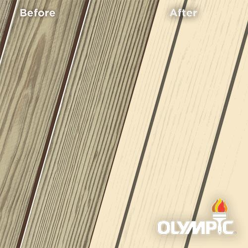 Exterior Wood Stain Colors - Ivory - Wood Stain Colors From Olympic.com