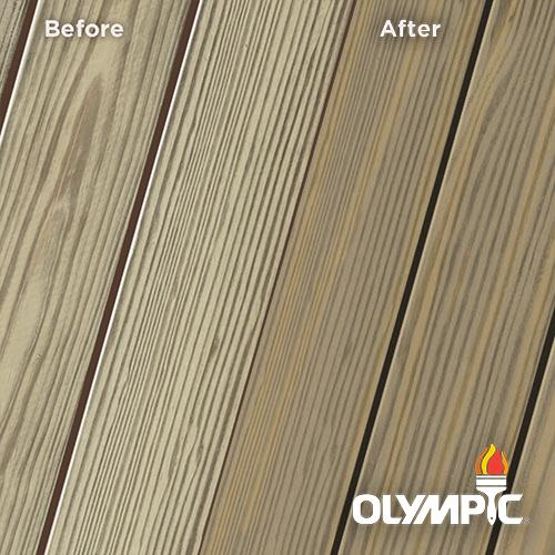 Exterior Wood Stain Colors - Storm Gray - Wood Stain Colors From Olympic.com