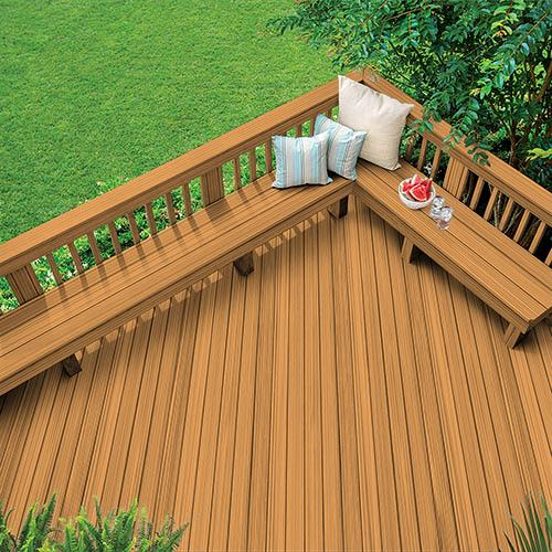 Exterior Wood Stain Colors - Timberline - Wood Stain Colors From Olympic.com