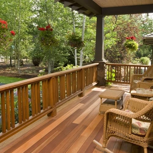 Choosing The Right Deck Stain Colors