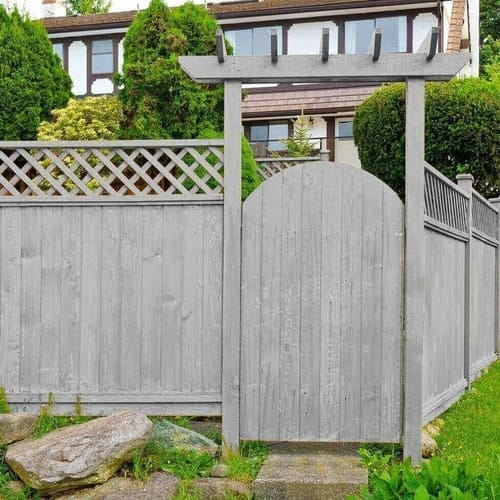 Maintain Your Stained Fence