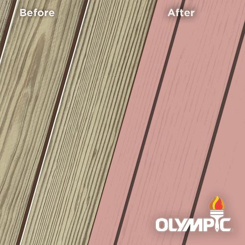 Exterior Wood Stain Colors - Nopal - Wood Stain Colors From Olympic.com