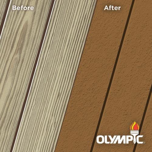 Exterior Wood Stain Colors - Timberline - Wood Stain Colors From OlympicStains.com