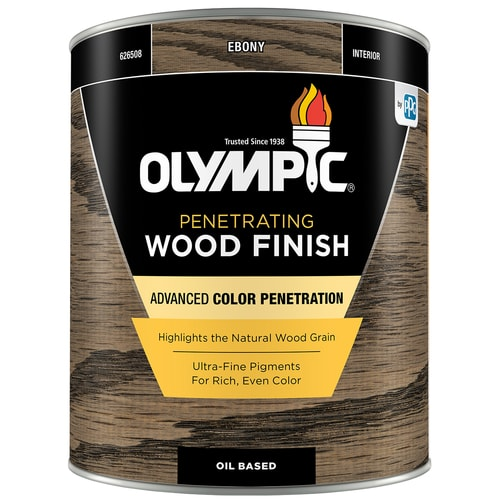 Oil-Based Wood Finish