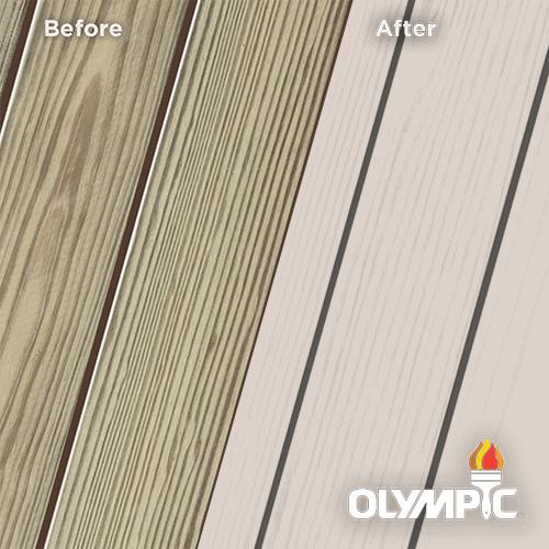 Exterior Wood Stain Colors - Predawn - Wood Stain Colors From Olympic.com