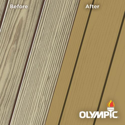 Exterior Wood Stain Colors - Cypress Earth - Wood Stain Colors From Olympic.com
