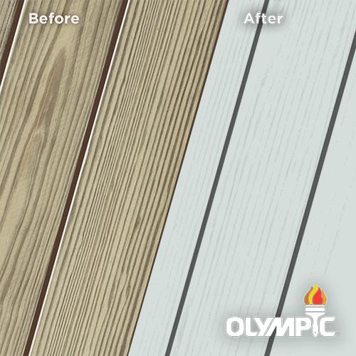 Exterior Wood Stain Colors - Cool Dusk - Wood Stain Colors From Olympic.com