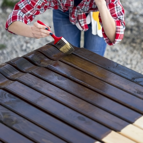 How to Darken Wood Stain