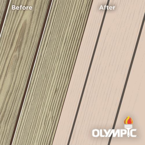 Exterior Wood Stain Colors - Parlor Tan - Wood Stain Colors From Olympic.com