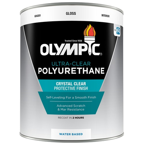 Olympic Ultra-clear Polyurethane