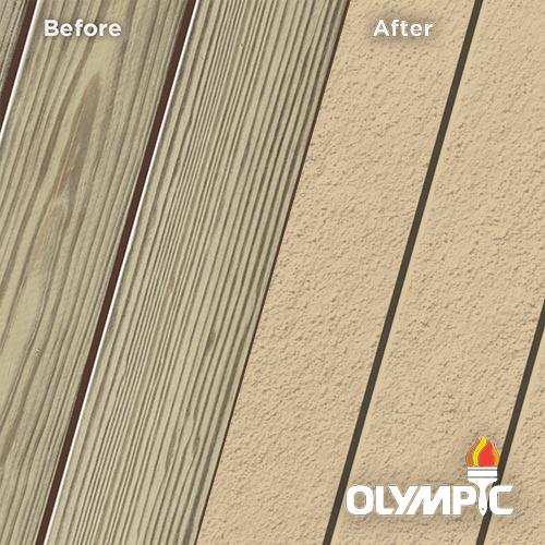 Exterior Wood Stain Colors - Rawhide - Wood Stain Colors From Olympic.com