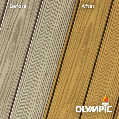 Exterior Wood Stain Colors - Harvest Gold - Wood Stain Colors From Olympic.com