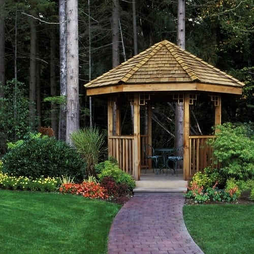 Maintain Your Gazebo