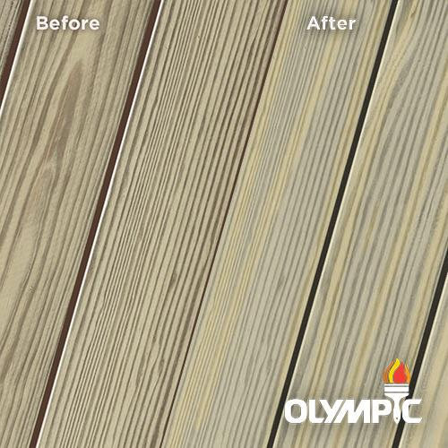 Exterior Wood Stain Colors - Drift - Wood Stain Colors From Olympic.com