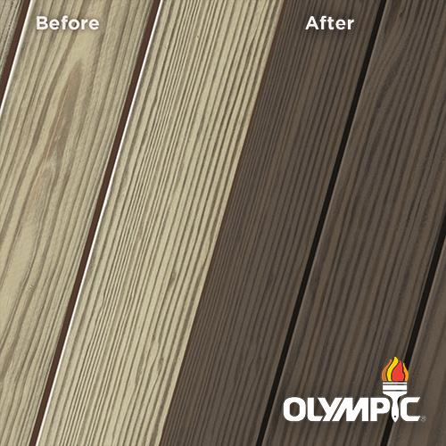 Exterior Wood Stain Colors - Wenge - Wood Stain Colors From Olympic.com