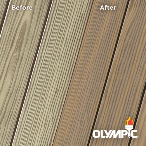 Exterior Wood Stain Colors - Driftwood Gray - Wood Stain Colors From Olympic.com