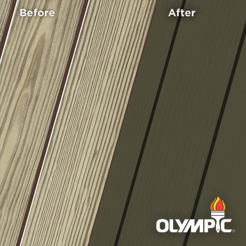 Exterior Wood Stain Colors - Bayberry - Wood Stain Colors From Olympic.com