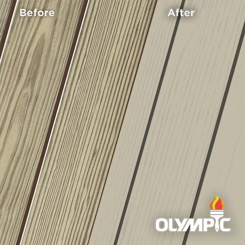 Exterior Wood Stain Colors - Willow Mist - Wood Stain Colors From Olympic.com