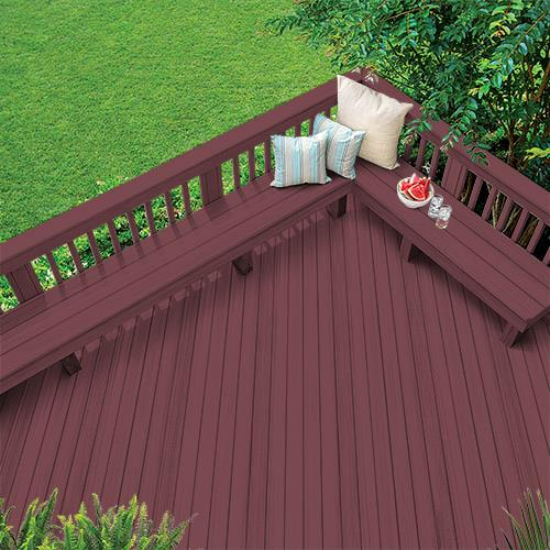 Exterior Wood Stain Colors - Gooseberry - Wood Stain Colors From Olympic.com