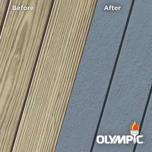 Exterior Wood Stain Colors - Wedgwood - Wood Stain Colors From OlympicStains.com