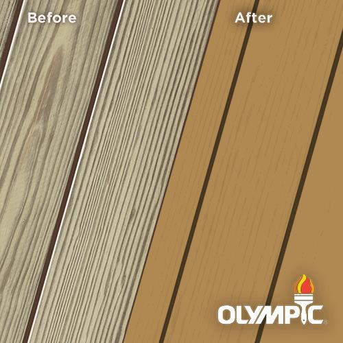 Exterior Wood Stain Colors - Cedar - Wood Stain Colors From Olympic.com