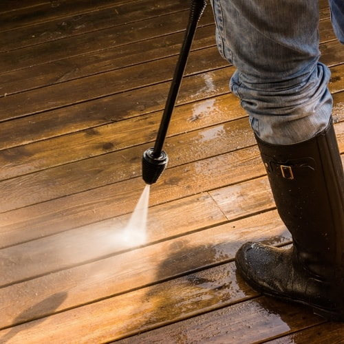 Cleaning Cedar Wood