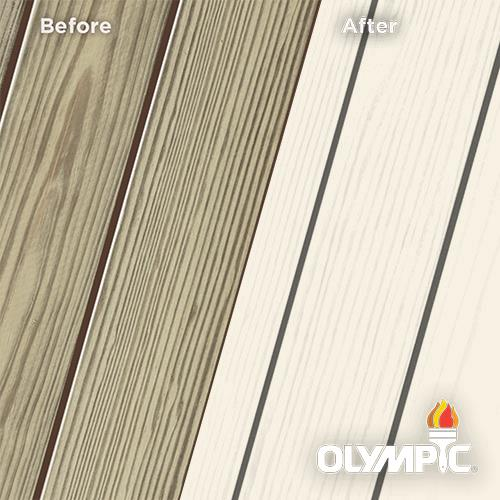 Exterior Wood Stain Colors - Off White - Wood Stain Colors From Olympic.com