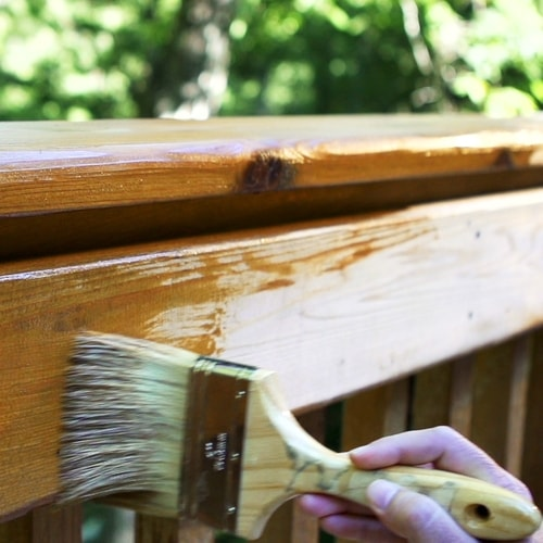 How to Stain Wood Evenly