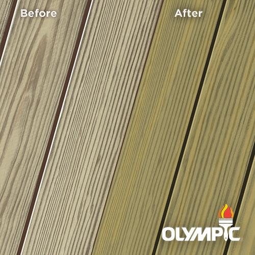 Exterior Wood Stain Colors - Forest Floor - Wood Stain Colors From Olympic.com
