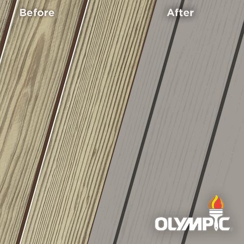 Exterior Wood Stain Colors - Antique Silver - Wood Stain Colors From Olympic.com