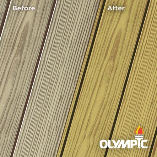Exterior Wood Stain Colors - Clear - Wood Stain Colors From OlympicStains.com