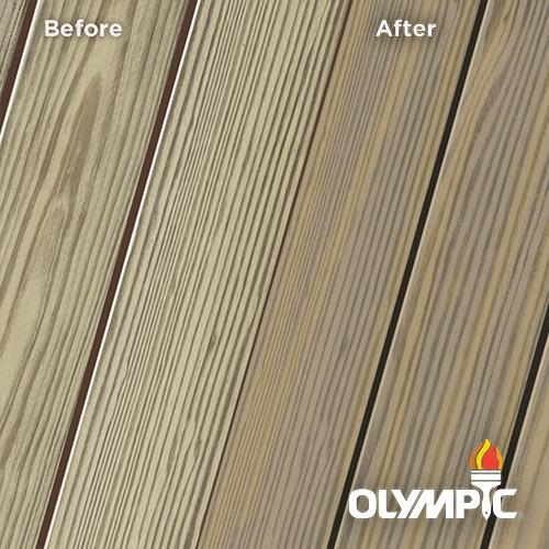 Exterior Wood Stain Colors - Olivewood - Wood Stain Colors From OlympicStains.com