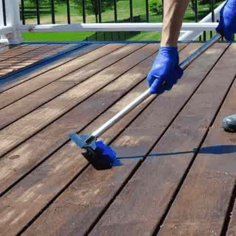 Deck Sealer - How To Seal Your Deck