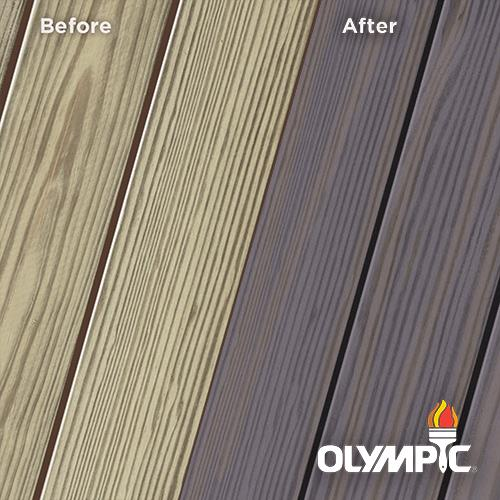 Exterior Wood Stain Colors - Blue Sapphire - Wood Stain Colors From OlympicStains.com