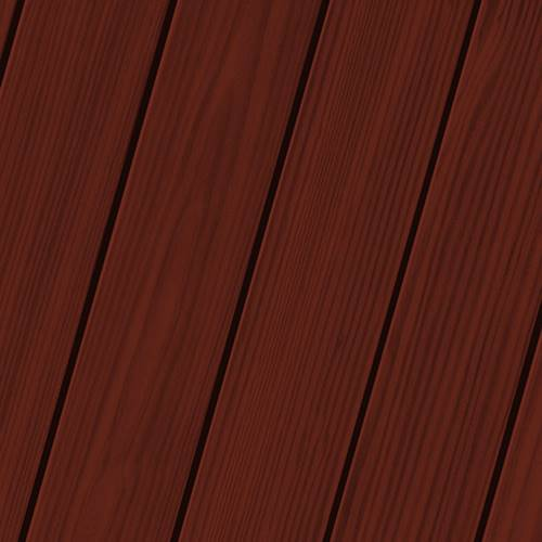 Wood Stain Colors - Sequoia Red - Stain Colors For DIYers & Professionals