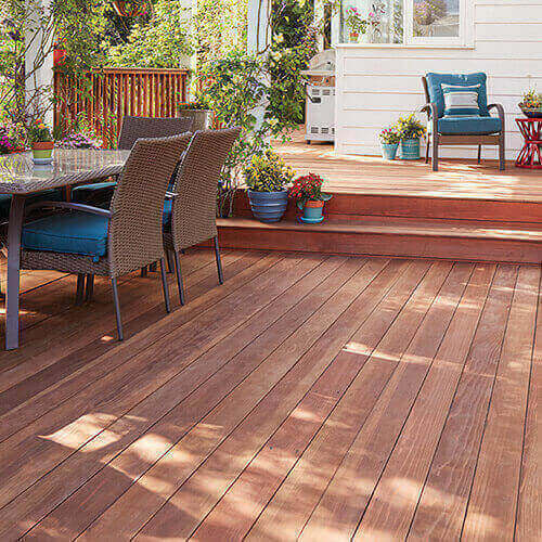 Staining Wood - Step 5: Enjoy Your Deck Responsibly
