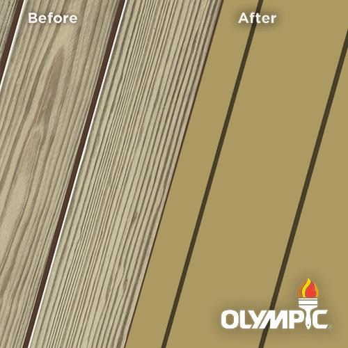 Exterior Wood Stain Colors - Late Harvest - Wood Stain Colors From Olympic.com