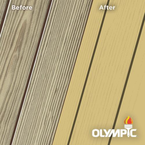 Exterior Wood Stain Colors - Tamarack - Wood Stain Colors From Olympic.com
