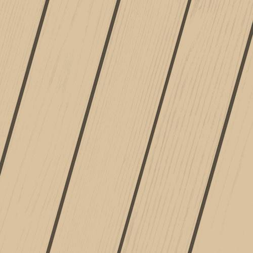 Wood Stain Colors - Chamois Exterior Wood Stain Color - Stain Colors For DIYers & Professionals