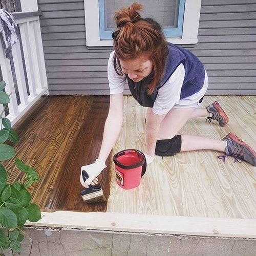 How Long To Let Your Deck Dry Before Staining