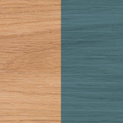 Interior Wood Stain Colors - Blue Fjord - Wood Stain Colors From OlympicStains.com