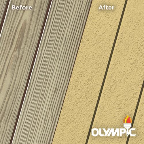 Exterior Wood Stain Colors - Moonrock - Wood Stain Colors From OlympicStains.com