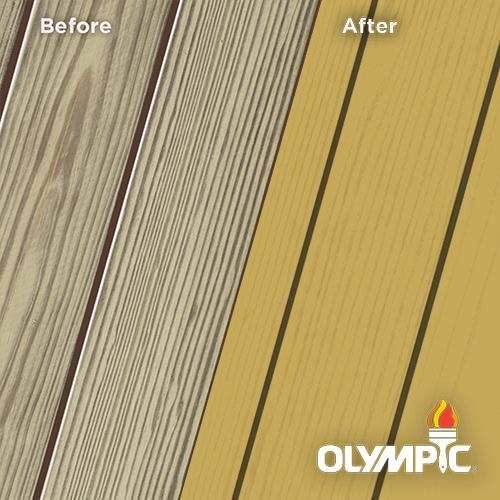 Exterior Wood Stain Colors - Bistre Tan - Wood Stain Colors From Olympic.com