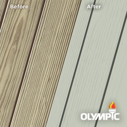 Exterior Wood Stain Colors - Aluminum - Wood Stain Colors From Olympic.com