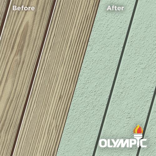 Exterior Wood Stain Colors - Habor Green - Wood Stain Colors From Olympic.com