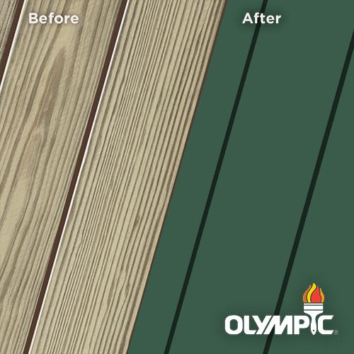 Exterior Wood Stain Colors - Copper Verde - Wood Stain Colors From Olympic.com