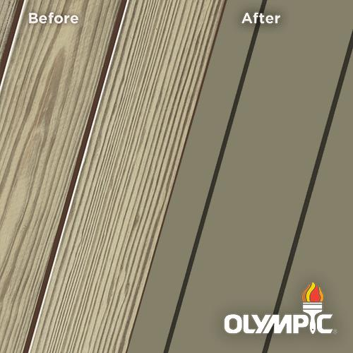 Exterior Wood Stain Colors - Autumn Gray - Wood Stain Colors From Olympic.com