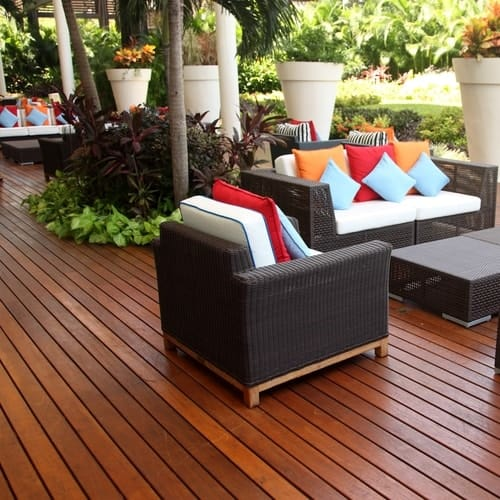 Top Deck Stain Colors